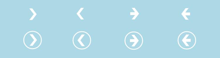 svg arrows